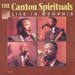 Canton Spirituals - The Canton Spirituals: Live in Memphis