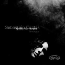 Sebastian Caldas Zeballos - Guitarra Negra