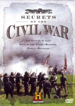 Secrets Of The Civil War (DVD)