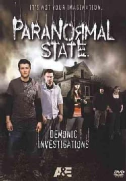 Paranormal State: Demonic Investigations (DVD)