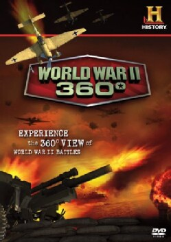 World War II: 360 (DVD)