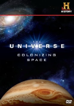 The Universe: Colonizing Space (DVD)