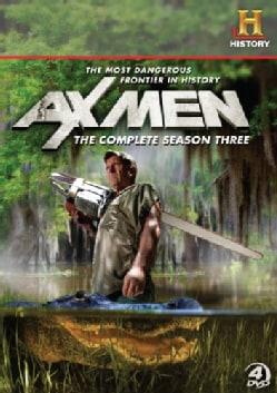 Ax Men: The Complete Season 3 (DVD)