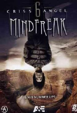 Criss Angel Mindfreak: The Complete Season 6 (DVD)