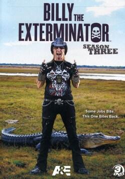 Billy the Exterminator: Season 3 (DVD)