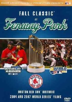 Fall Classic At Fenway Park: Boston Red Sox Historic 2004 and 2007 World Series (DVD)