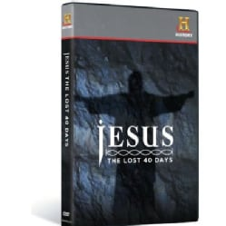 Jesus: The Lost 40 Days (DVD)