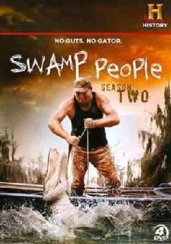 Swamp People: Season 2 (DVD)