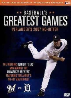 Baseball's Greatest Games: Verlander No-Hitter (DVD)