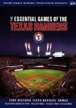 Essential Games of the Texas Rangers (DVD)