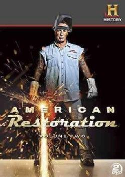 American Restoration: Vol. 2 (DVD)
