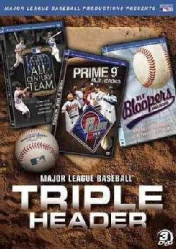 Major League Baseball Triple Header (DVD)