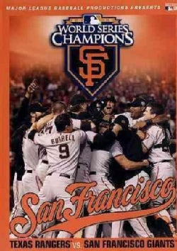 Official 2010 World Series Film (Giants) (DVD)