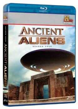 Ancient Aliens: Season 4 (Blu-ray Disc)