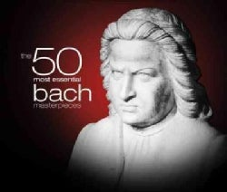 London Philharmonic Orchestra - Bach: 50 Most Essential Bach Masterpieces