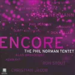 Phil Tentet Norman - Encore