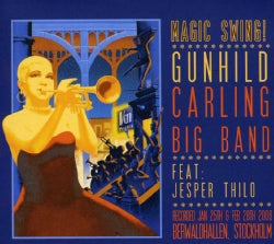 Gunhild Big Band Carling - Magic Swing