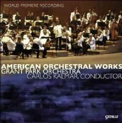 Grant Park Orchestra - American Orchestral Works: Barbara Kolb, Aaron Jay Kernis, Michael Hersch