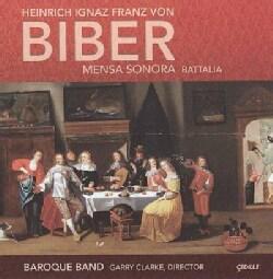 Baroque Band - Biber: Mensa Sonora, Battalia