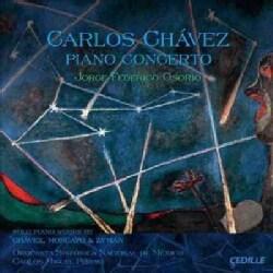 Jorge Federico Osorio - Chavez: Piano Concerto