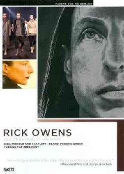 Rick Owens And Other Films By Jan Sharp (DVD)
