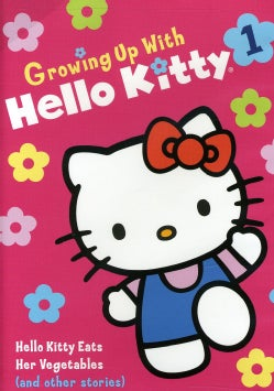 Growing Up With Hello Kitty: Hello Kitty Eats Her Vegetables (DVD)