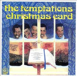 Temptations - Christmas Card