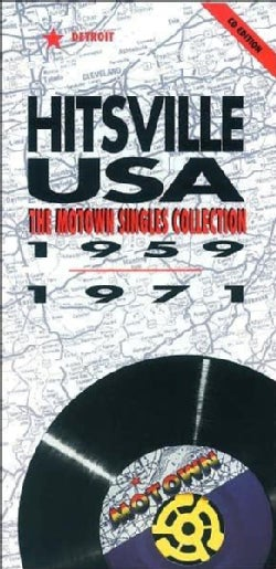 Various - Hitsville USA: The Motown Singles Collection 1959-1971