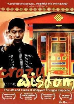 Crazy Wisdom: The Life & Times of Chogyam Trungpa Rinpoche (DVD)