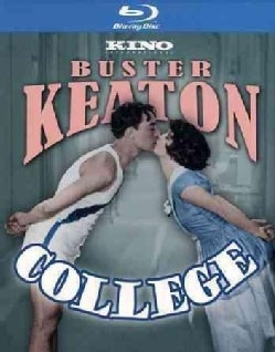 Buster Keaton's College (Ultimate Edition) (Blu-ray Disc)