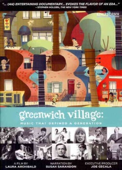 Greenwich Village: Music That Defined a Generation (DVD)