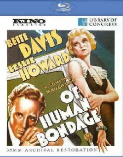 Of Human Bondage (Remastered Edition) (Blu-ray Disc)