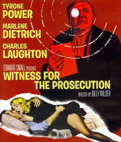 Witness for the Prosecution (Blu-ray Disc)