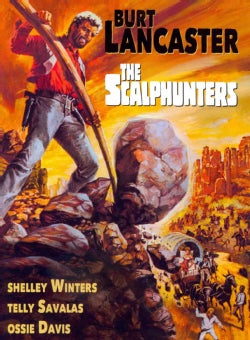 The Scalphunters (DVD)