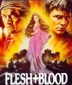 Flesh & Blood (Blu-ray Disc)