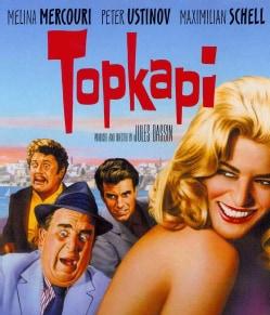 Topkapi (Blu-ray Disc)