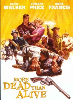 More Dead than Alive (DVD)