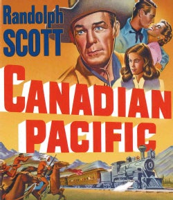 Canadian Pacific (Blu-ray Disc)