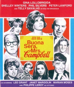 Buona Sera, Mrs. Campbell (Blu-ray Disc)