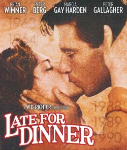 Late for Dinner (Blu-ray Disc)