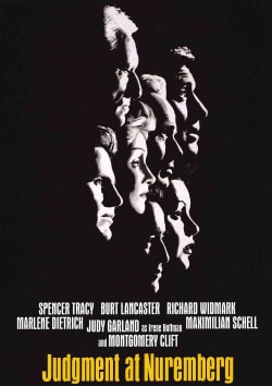 Judgment at Nuremberg (DVD)