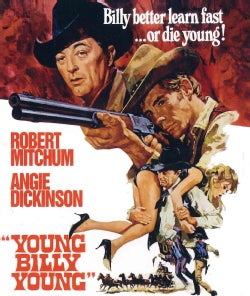 Young Billy Young (Blu-ray Disc)