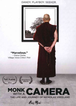Monk with a Camera (DVD)
