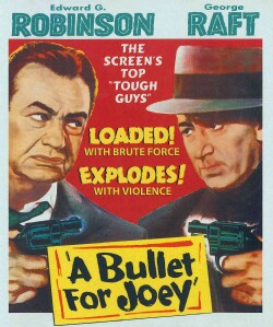 A Bullet for Joey (Blu-ray Disc)