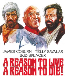A Reason to Live, A Reason to Die (Blu-ray Disc)