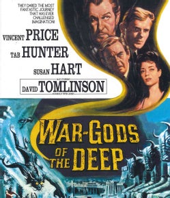 War-Gods of the Deep (Blu-ray Disc)