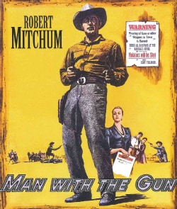 Man with the Gun (Blu-ray Disc)