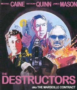 The Destructors aka The Marseille Contract (Blu-ray Disc)