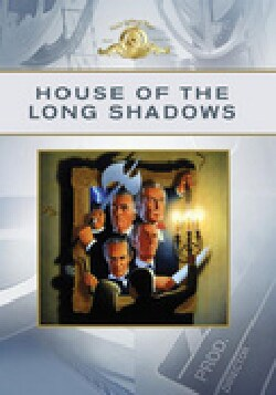 House of the Long Shadows (Blu-ray Disc)