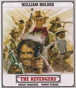 The Revengers (Blu-ray Disc)